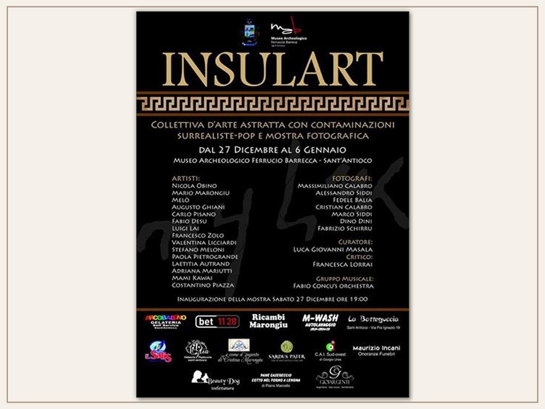 Insulart, dicembre 2014