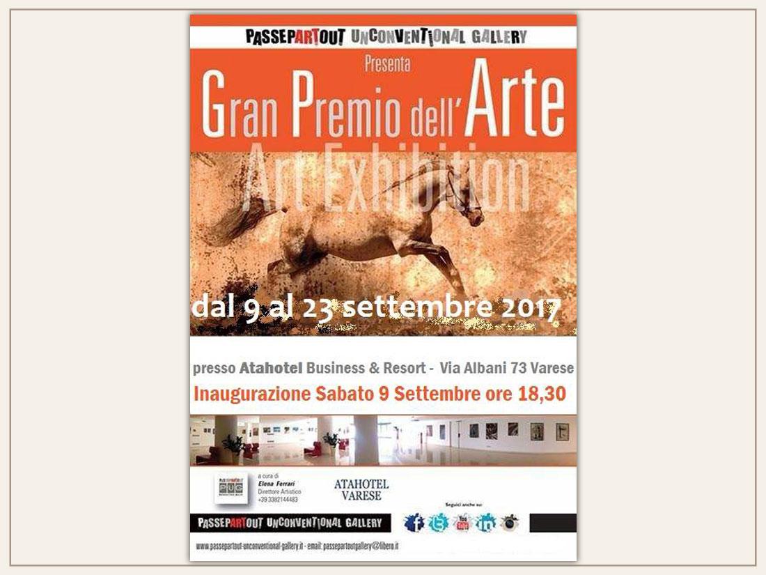 Gran Premio dell'Arte 2017