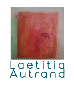 logo-Laetitia Autrand: pittrice