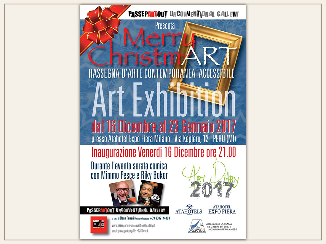Mostra Colletiva Merry ChristmART