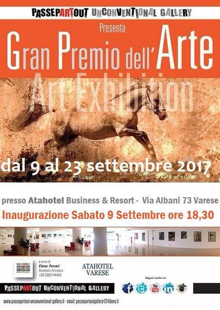 Mostra Gran Premio dell'Arte 2017