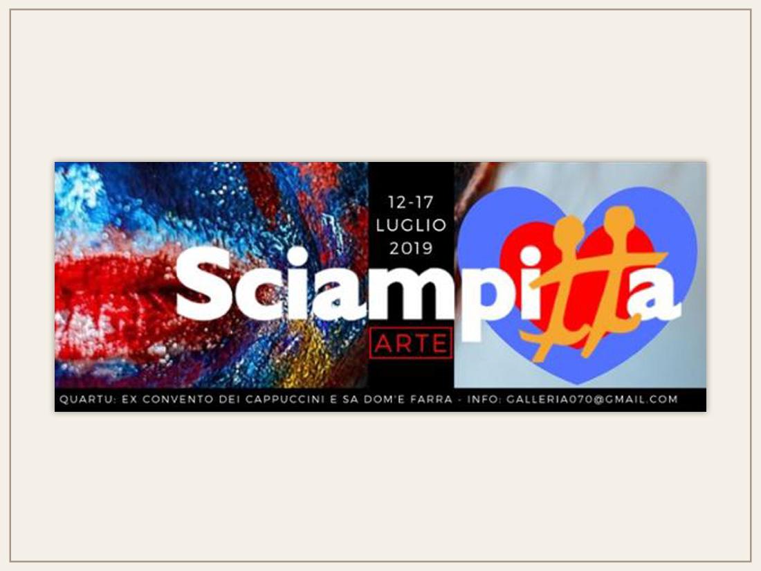 Sciampitta Arte 2019